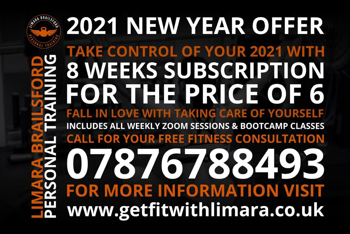 2021 Special Offer